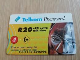 SOUTH AFRIKA  20R    Chipcard     1CARD Used **1321** - Südafrika