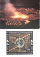 UNO WIEN 170-173 MC, Maximumkarte 27, Katastrophenvorbeugung 1994 - Cartes-maximum