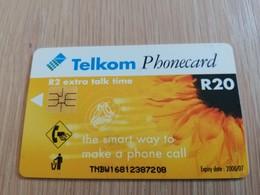 SOUTH AFRIKA  20 R   CHIPCARD      1CARD Used **1336** - Südafrika