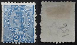 New Zeland 1891 2 1/2 D Yv 68 - Neufs