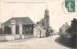 35 Saint Servan Anse Des Fours à Chauxcorps Nuds Route De Chanteloup Entrée De L' Hospice - Francia