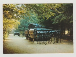 Nationaal Oorlogs- En Verzetsmuseum Overloon Sherman V Crab Mk1 Mijnenruimer Tank - Boxmeer