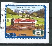 IU248  Spek Igp Alto Adige - 6. 1946-.. Repubblica