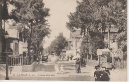 LA BAULE, Avenue De La Gare - 39 Artaud-Nozay (vue Peu Courante) - La Baule-Escoublac