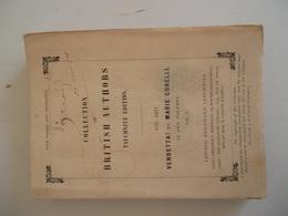 COLLECTION OF BRITISH AUTHORS TAUCHNITZ EDITION VOL.2477 VENDETTA! BY MARIE CORELLI VOL.2 - Livres Anciens
