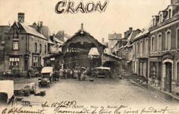 D53  CRAON  Place Du Marché  ..... - Craon
