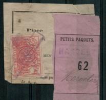 FEF-191  GRAND CENTRAL BELGE    HASSELT Op Fragment Met HASSELT   Naar NEEROETEREN - Railway