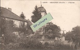 Amagney - L'Eglise - Otros Municipios