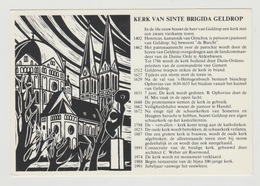 Kerk Van Sinte Brigida Geldrop 1991 - Geldrop