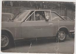 9187 Eb. Vintage Old Foto Photo Epoca  Fiat 124 Sport 1600 Gran Prix Biella 1971 10x7 - Auto's