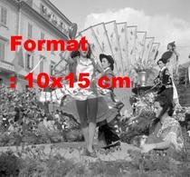 """Reproduction D'une Photographieanciennede La """"Fiera Di Lugano"""" à Lugano En Suisse En 1951 - Reproductions"""