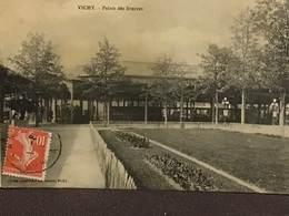 VICHY. — Palais Des Sources - Vichy