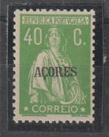 AÇORES CE AFINSA 302 - NOVO - Azores