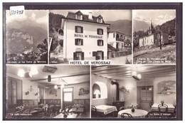 HOTEL DE VEROSSAZ - TB - VS Valais