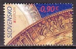 Europa/Cept, Slowakei  681 , O  (U 2361) - Europa-CEPT