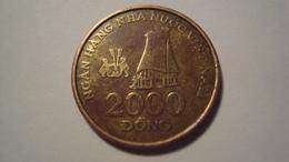 MONNAIE VIET NAM 2000 DONG 2003 - Vietnam