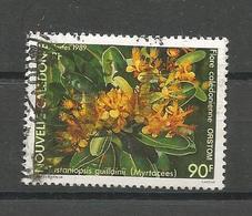 575  Flore                      (clasyveroug21) - Oblitérés