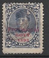 HAWAI 1893 YT N° 46 Obl. - Hawaï