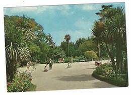 5478 - MISTRETTA MESSINA VILLA COMUNALE GIUSEPPE GARIBALDI 1968 ANIMATA - Other Cities