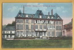 C.P.A HAYANGE - Château De M.Humbert De Wendel - Hayange