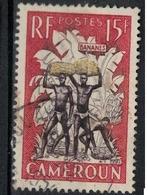 CAMEROUN       N°  YVERT   298  ( 2 )          OBLITERE       ( OB 06/12 ) - Cameroun (1915-1959)