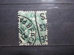 "VEND BEAU TIMBRE DE FRANCE N° 111 , OBLITERATION "" BERCK "" !!! - 1900-29 Blanc"