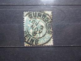 """VEND BEAU TIMBRE DE FRANCE N° 111 , OBLITERATION """" SURESNES """" !!! - 1900-29 Blanc"""