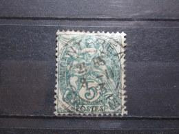 """VEND BEAU TIMBRE DE FRANCE N° 111 , OBLITERATION """" MONTEREAU """" !!! - 1900-29 Blanc"""