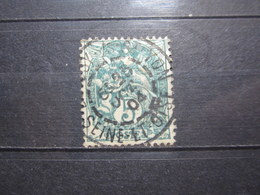 "VEND BEAU TIMBRE DE FRANCE N° 111 , OBLITERATION "" BOISSY S/S ST-YON "" !!! - 1900-29 Blanc"