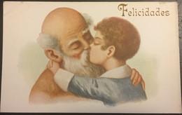 J.Ibañez. Felicidades Abuelo. - Illustrators & Photographers