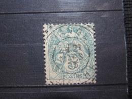 """VEND BEAU TIMBRE DE FRANCE N° 111 , OBLITERATION """" CHANGE """" !!! - 1900-29 Blanc"""