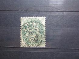 """VEND BEAU TIMBRE DE FRANCE N° 111 , OBLITERATION """" CANNES-GARE """" !!! - 1900-29 Blanc"""