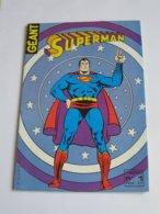 SUPERMAN Géant  N°1    **** EN ACHAT IMMÉDIAT **** - Superman