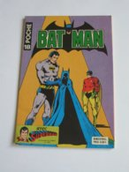 BAT-MAN  DE POCHE N°18    **** EN ACHAT IMMÉDIAT **** - Batman
