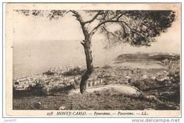 Monté-Carlo, Panorama - Monaco