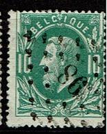30  Obl  LP 98  Dixmude  + 6 - 1869-1883 Leopold II.