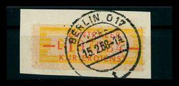 DDR ZKD 1958 Nr 16L Gestempelt (401344) - [6] Repubblica Democratica