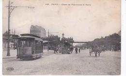 PARIS(20em ARRONDISSEMENT) TRAMWAY(PORTE DE VINCENNES) - District 20