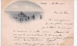 DIEPPE(BAIGNEUR) 1898 - Dieppe