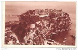 Monaco, Le Rocher Et Le Palais - Monaco