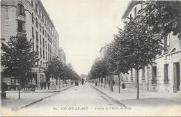 CHOISY LE ROI : AVENUE DE L'HOTEL DE VILLE - Choisy Le Roi