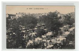 03 VICHY LE CHAMP DE FOIRE BOEUFS - Vichy