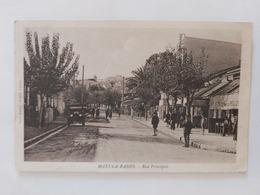 Maxula-Radés (Rue Principale) Le 26 02 1940 Tunisie - Tunisia