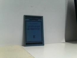 Quest-ce Que Le Tiers-etat ? (Quadrige) - School Books