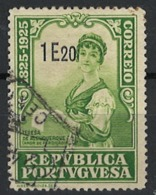 Portugal 1925. Mi.Nr. 368, Used O - 1910-... Republik