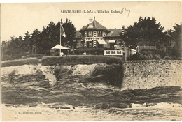 44 -  SAINTE-MARIE-sur-MER - Villa Les Roches  112 - France
