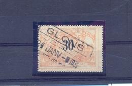 Nr.TR19 Stempel GLONS - Chemins De Fer