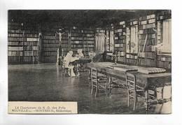 62 - La Chartreuse De N.D. Des Prés - NEUVILLE-sous-MONTREUIL - Bibliothèque. - Autres Communes