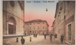 SARZANA - SPEZIA - VIALE MAZZINI - La Spezia