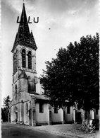 DEPT 40 : édit. L Chatagneau N° 15001 : Saint Vincent De Tyrosse L'église - Saint Vincent De Tyrosse